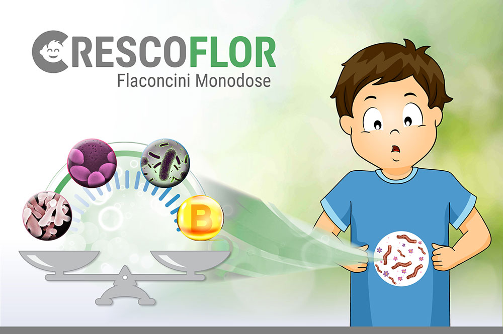 crescoflor flaconcini